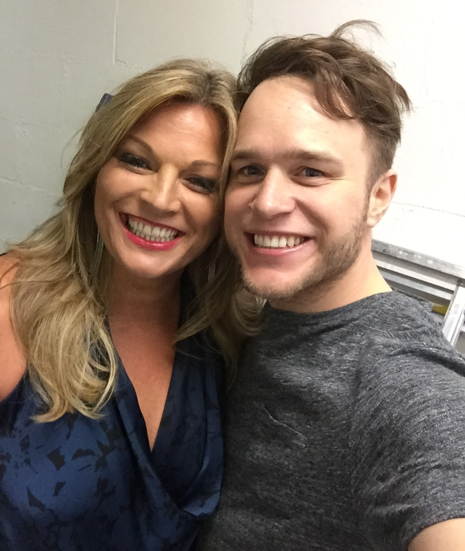 OLLY MURS PERSONAL INVITE TO HIS TOUR IN CARDIFF