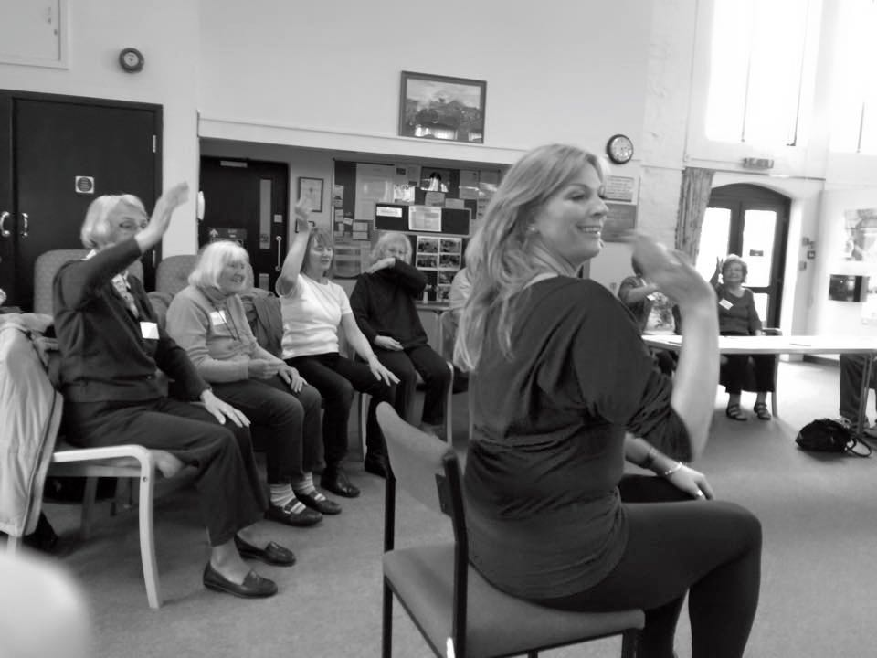 Reflect and Smile for Dementia at Memory Cafes