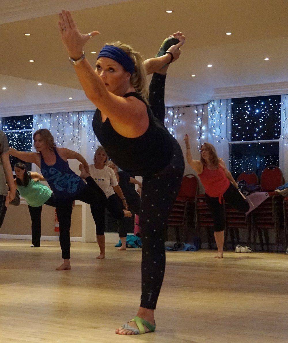 Veraflow - Dance, stretch and find your true flow in this class like none other you have ever experienced.Class held at Merchants Manor Thursday evening at 6.30pm*CHC series cards are not valid at the hotel, please pay Merchants Manor.  Classes are £6.50 or purchase their own series card