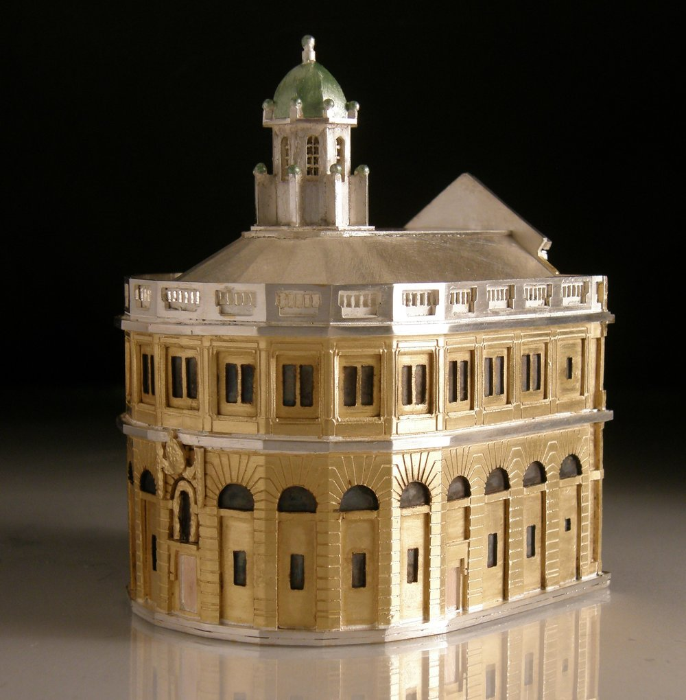 Vicki Ambery-Smith Sheldonian Theatre Box