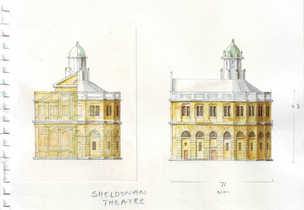 Sheldonian sketch.JPG