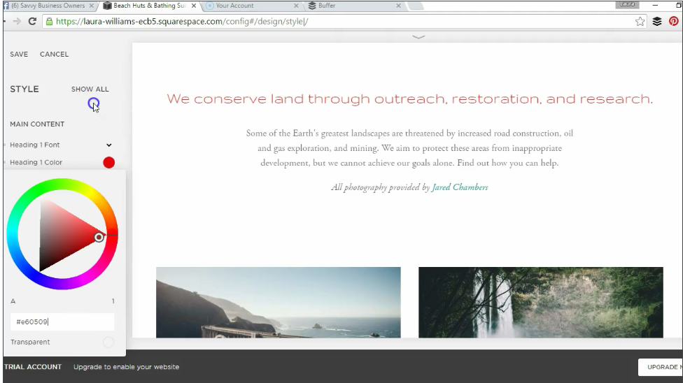 The Simple Step-By-Step Guide To Starting Your Blog On Squarespace