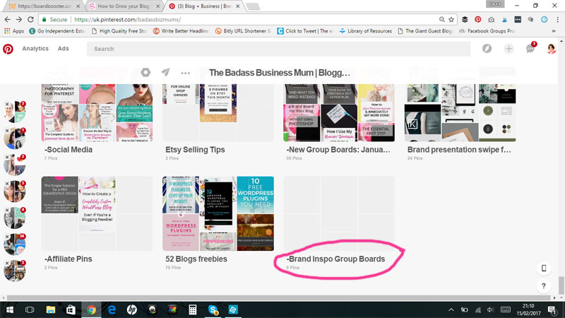How to Pin your Blog Content to Pinterest on Autopilot with a Scheduled Campaign in BoardBooster