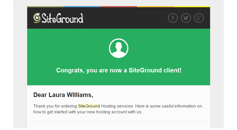 How to set up a self hosted WordPress Blog at SiteGround. A tutorial by The Badass BusinessMum
