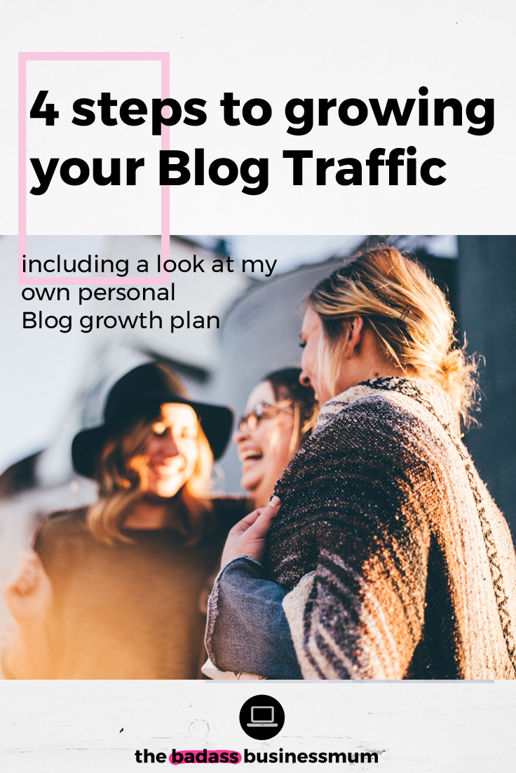 How I'm Increasing my Blog Traffic in 2017.