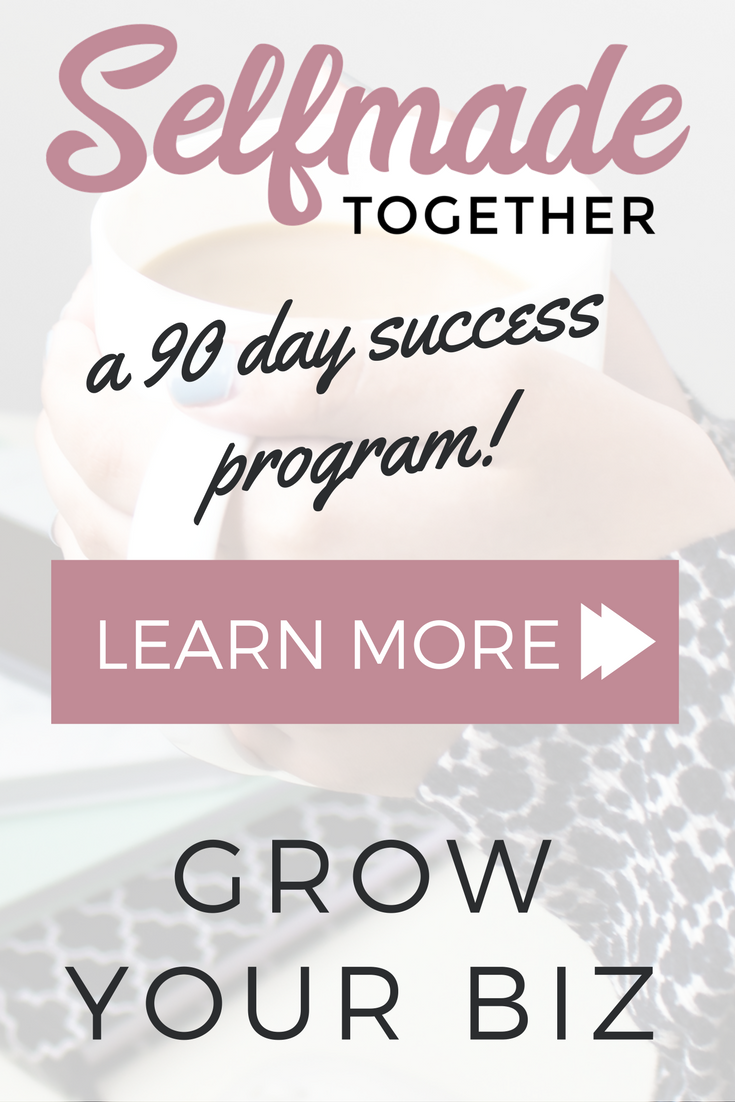 Find out how to Grow your Biz with this 90-day Success Program from Ivory Mix
