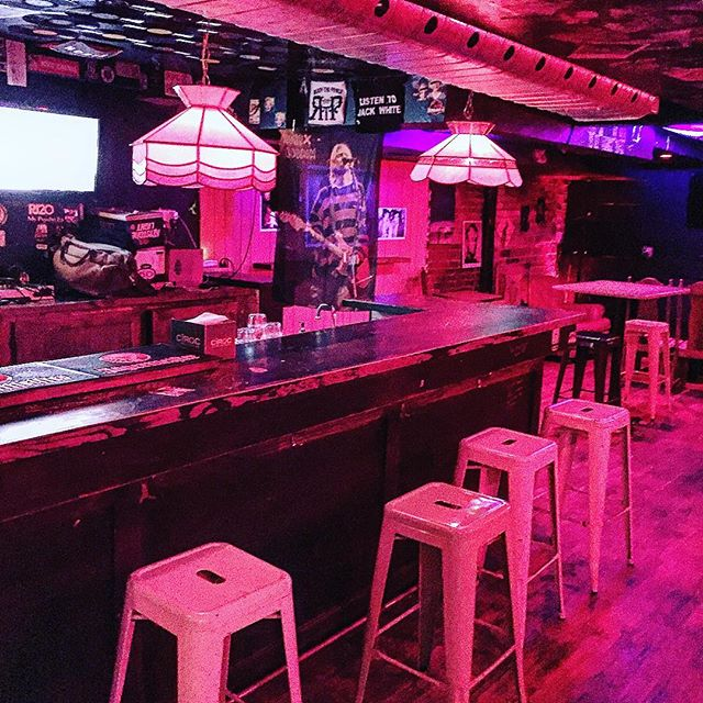 ⚡️ROCK N ROLL⚡️ @sheilasbasement  We're open 7 days a week at 4pm. $3.50 drinks everyday with a special that carries into the night. We're rolling out rock music, table service until 9, and the foosball still getting love every night. See ya when we see ya ⚡️