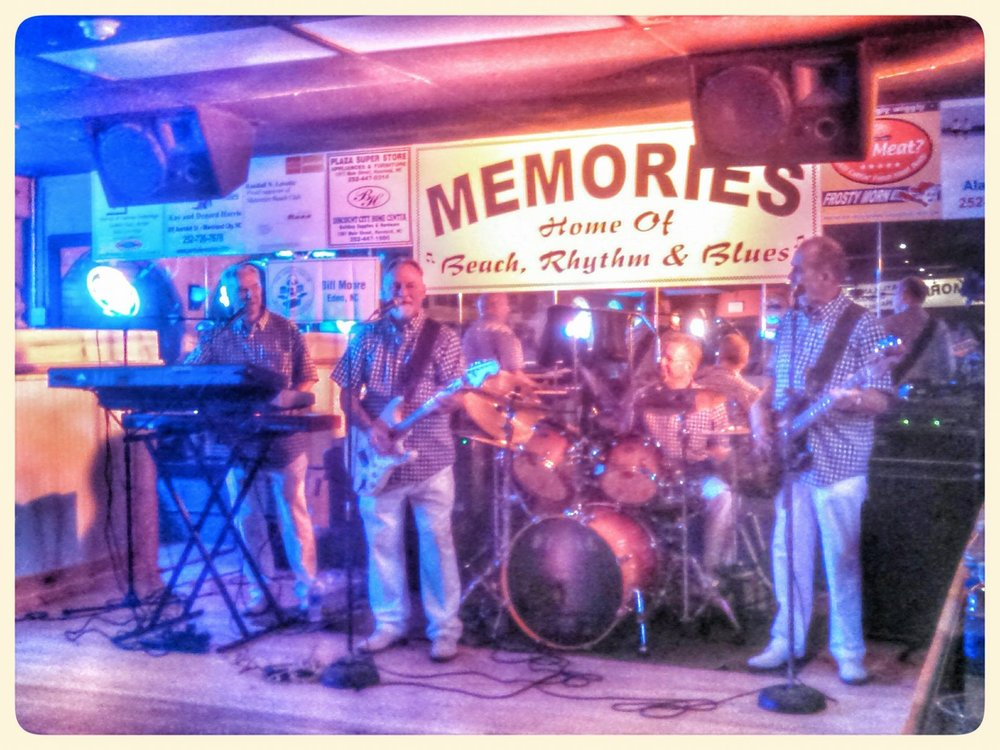 The Saints are the best Beer Joint Band around - Danny Navey, owner of Memories Beach Club