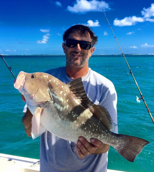 Reel thang fishing charters for Key west shore fishing