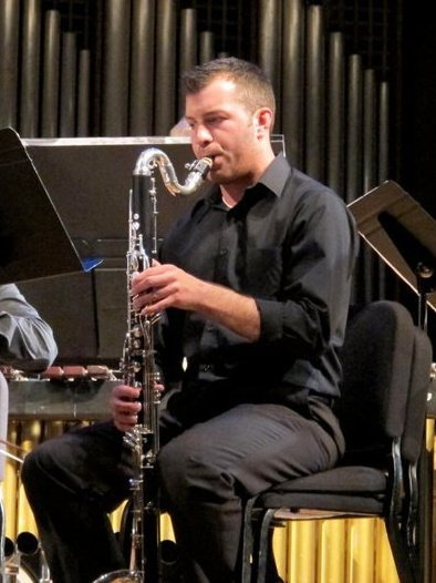 Performing David Lang's Cheating, Lying, Stealing @ The Ohio State University's New Music Festival (2010)