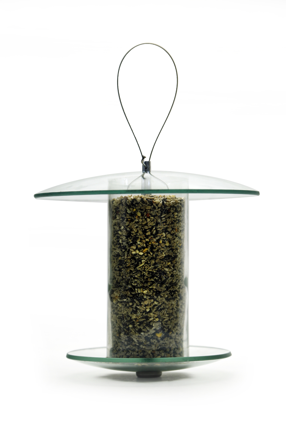 Adam Boroughs Peck Bird Feeder