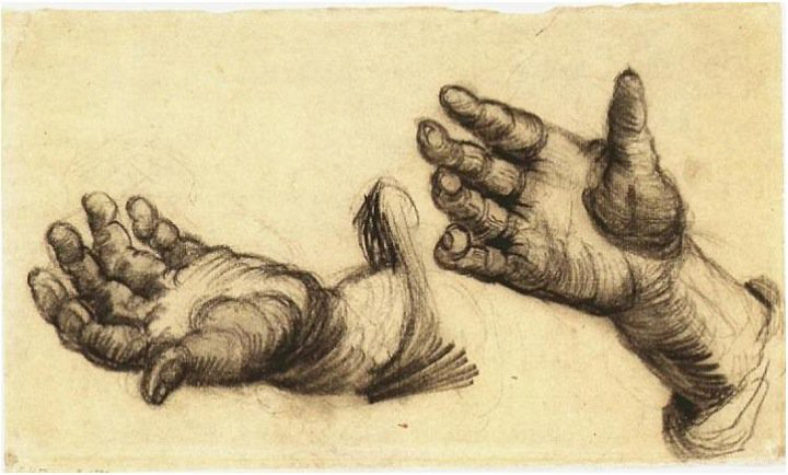 sketches by Vincent Van Gogh hands.jpg