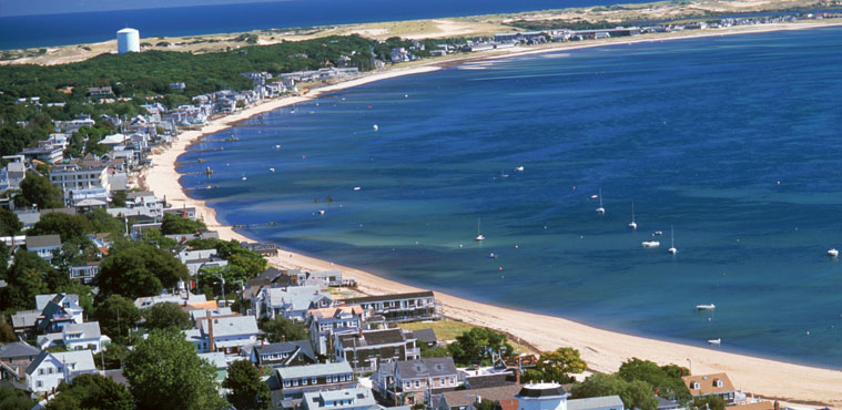 Cape Cod is at its best in summertime.