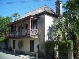 The Llambias House, St. Augustine