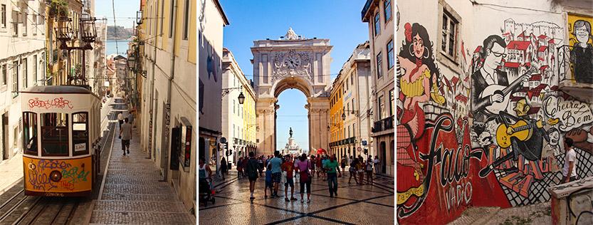 Lisbon!