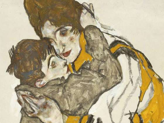 To mark the centenary of the deaths of Gustav Klimt (1862–1918) and Egon Schiele (1890–1918), the MFA presents an exhibition of rarely seen drawings by the Austrian artists on loan from the Albertina in Vienna.