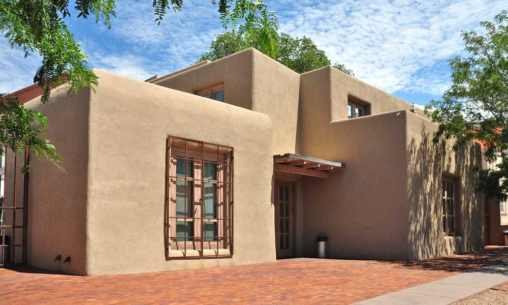 Visit the Georgia O'Keeffe Museum in Santa Fe