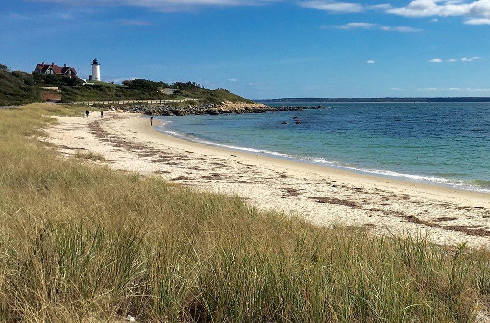 The historic coastline of Cape Cod