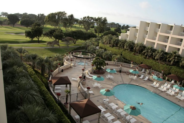 Hilton Hotel La Jolla Torrey Pines