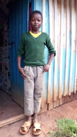 Hilary is 13. He wants to be a civil engineer. He enjoys reading and cooking.