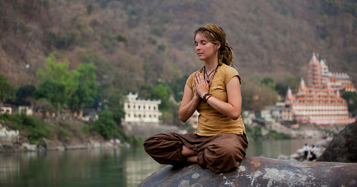 EXPAND &CONNECT your body,mind and spirit with guided meditations throughout the trip.