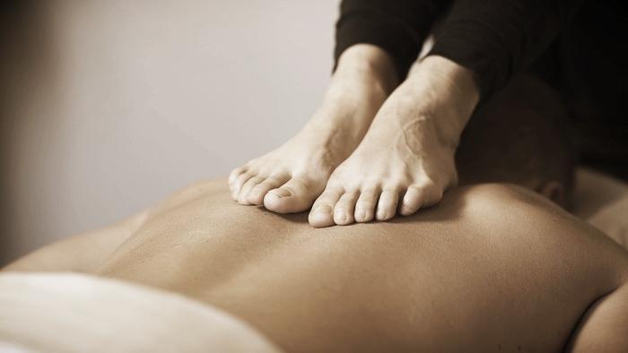 Ashiatsu - (Barefoot Massage)
