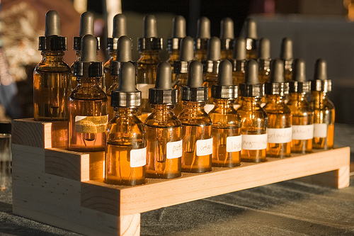 Essential & Botanical oils workshops - AT ELM CITY WELLNESS