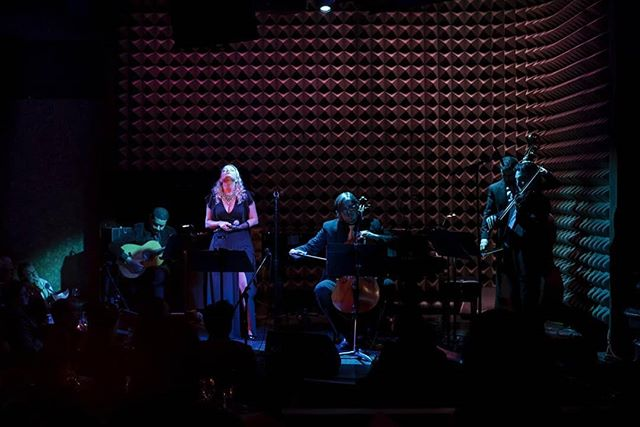 Pic by @alebarragan. @joespub