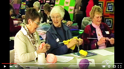 Knit-In Hornsby Shire Council