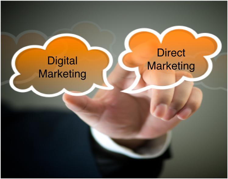 Online direct marketing digital