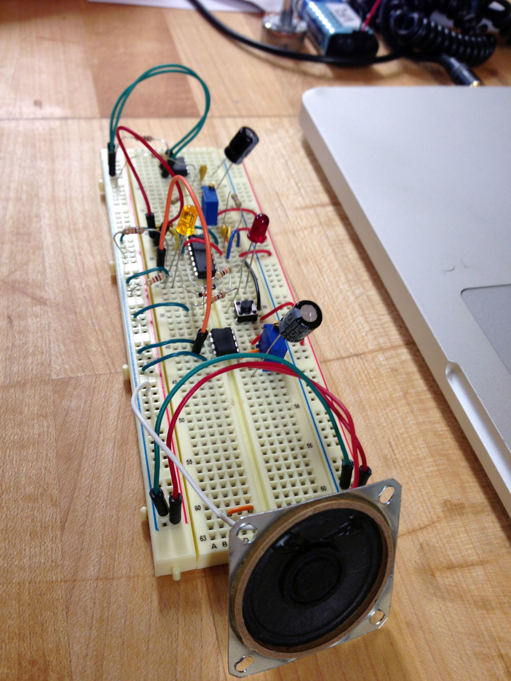 thesis on electronics