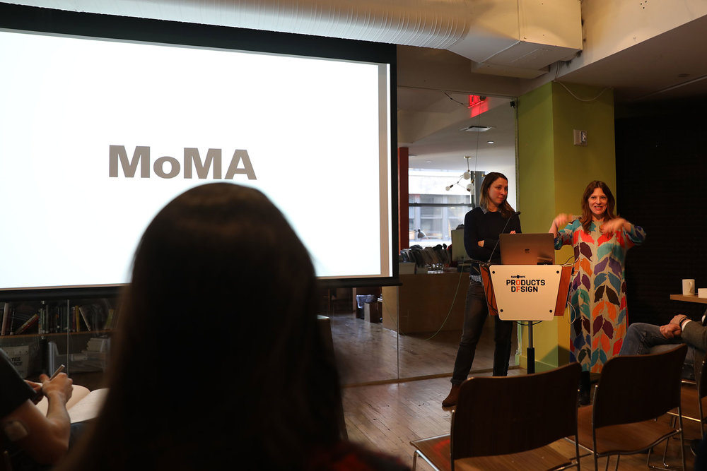 MoMA Partnered Project Kick-Off!