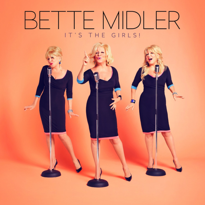 Bette Midler: 'It's The Girls' CD (Vocals)