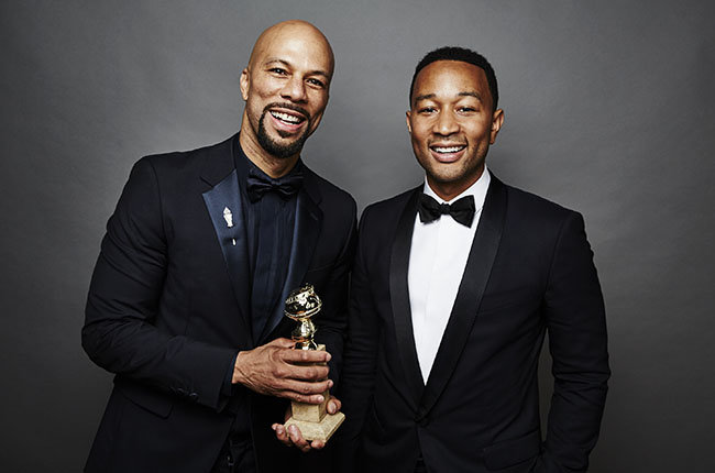 "Annual 87th Oscars 2015, John Legend & Common ""Glory"" (Live Vocals)"