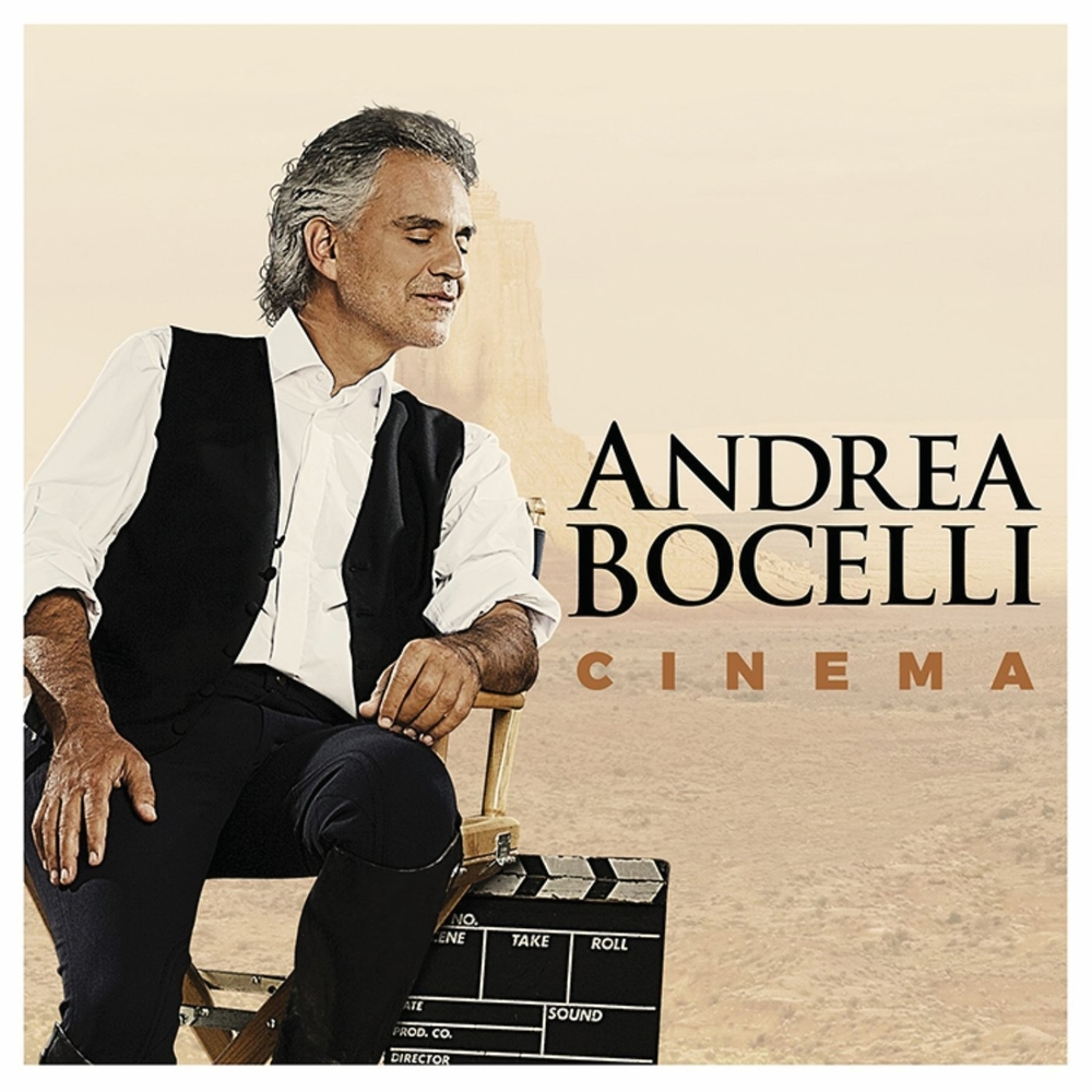 "Andrea Bocelli, 'Cinema' Nelle tue mani  (From ""Gladiator"") (Vocals)"