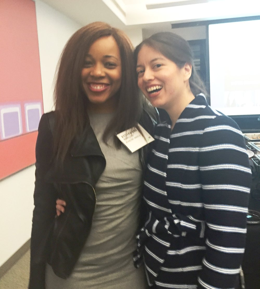Natalia Oberti Noguera, Founder Pipeline Angels with Dr. Roshawnna Novellus, Co-Founder of Bootstrap Capital