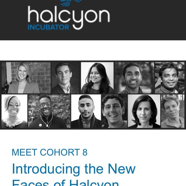 Watch our showcase live today at 1:30 EST. Live stream from facebook at Halcyon Incubator.