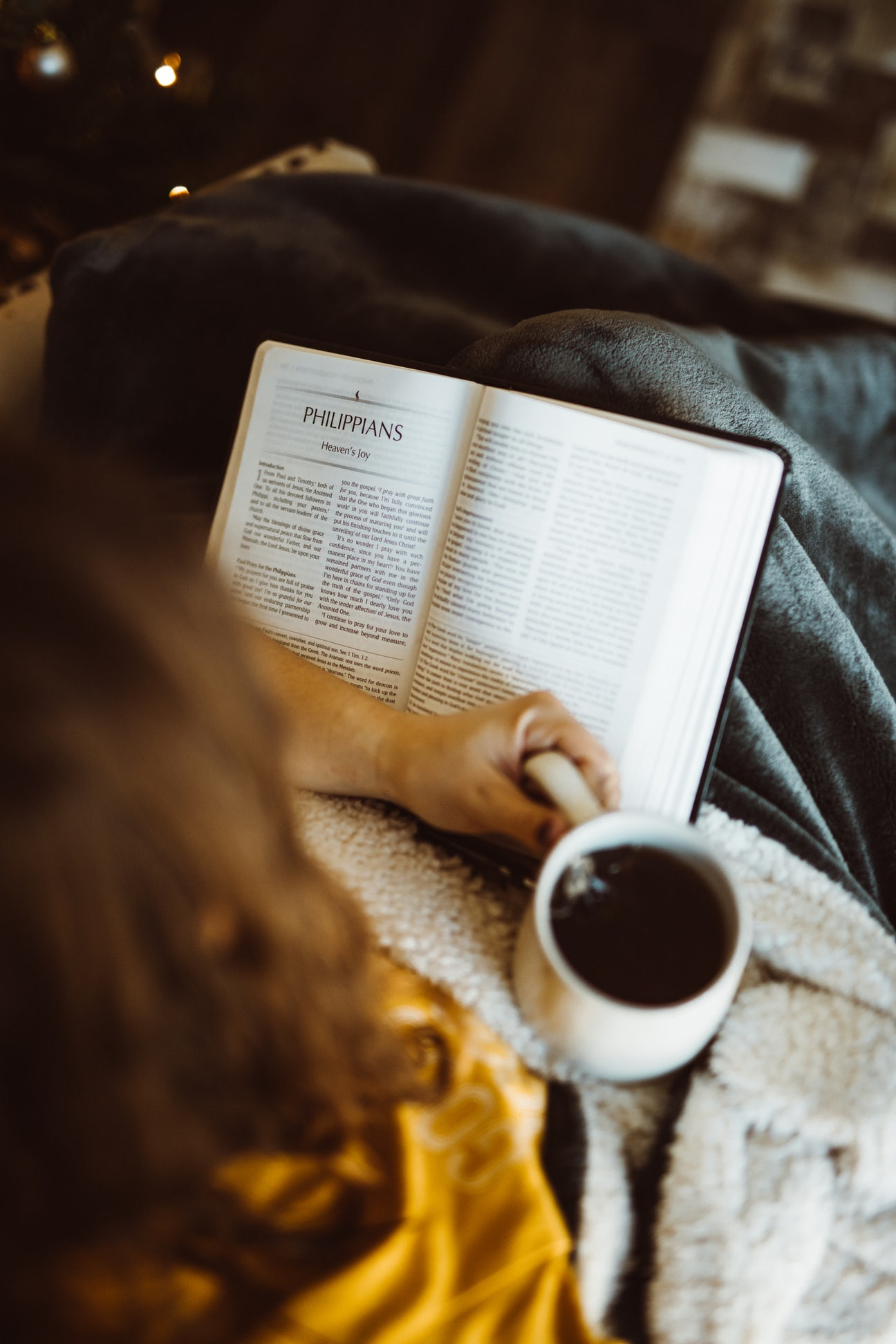 The Importance of Bible Study — LYBM