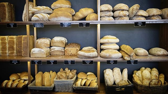 We're certain we can rise to the occasion with our selection of fresh artisan breads! 😆