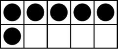 A Ten Frame