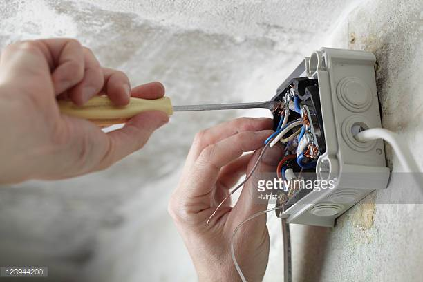 electrical installation -
