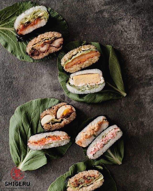 Sushi yang memiliki bentuk unik , lezat dan juga mengenyangkan. ⠀⠀⠀⠀⠀⠀⠀⠀⠀ Datang dengan berbagai macam rasa. @shigerudeli⠀⠀⠀⠀⠀⠀⠀⠀⠀ .⠀⠀⠀⠀⠀⠀⠀⠀⠀ #moi #mallofindonesia
