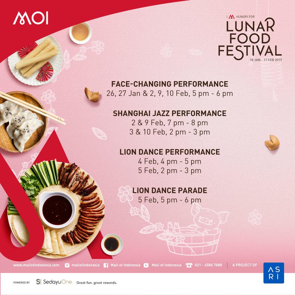LUNAR FOOD FESTIVAL MOI
