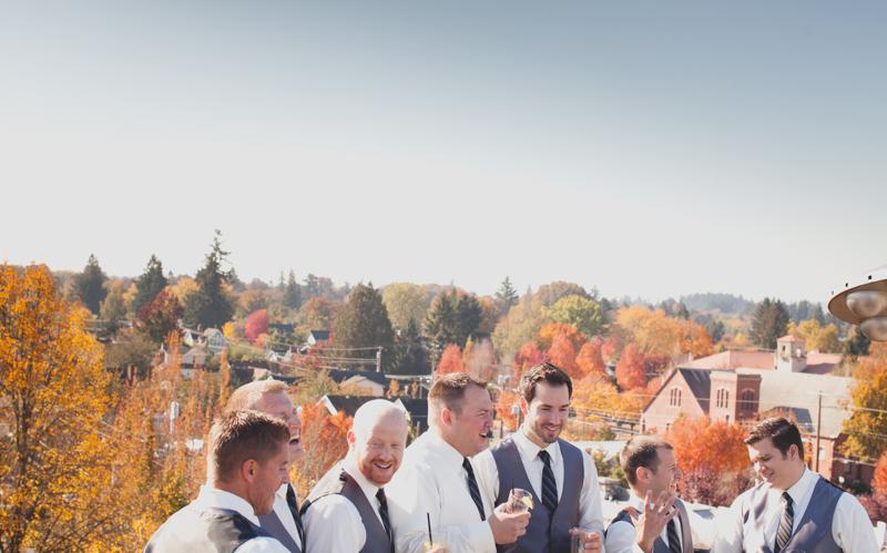 Willamette Valley Wedding