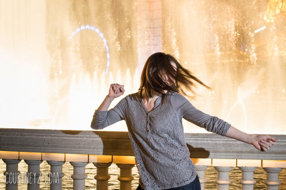 Bellagio Fountain, Las Vegas, Nevada