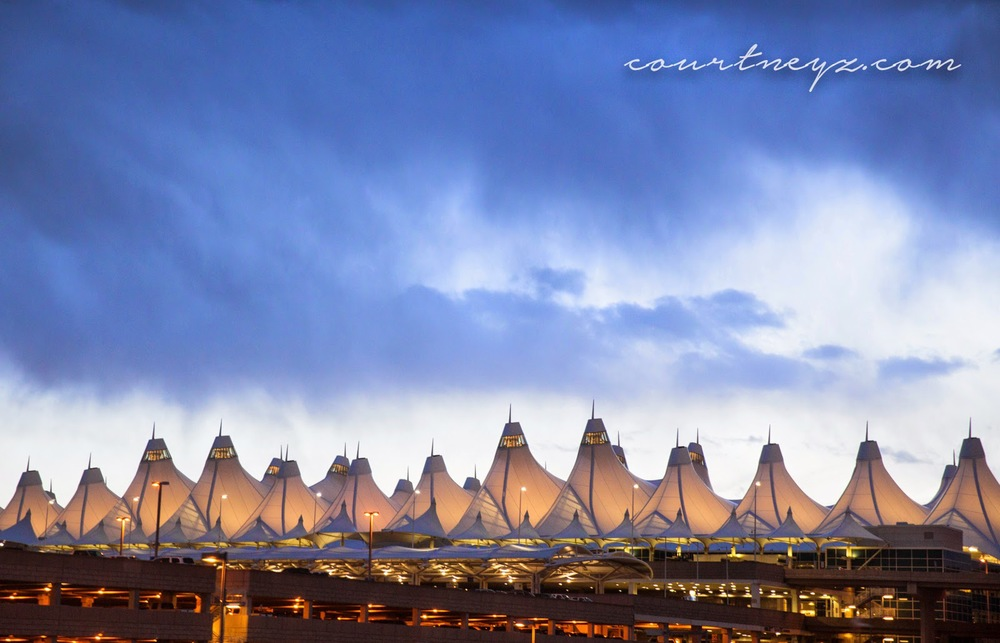 Denver, Colorado airport