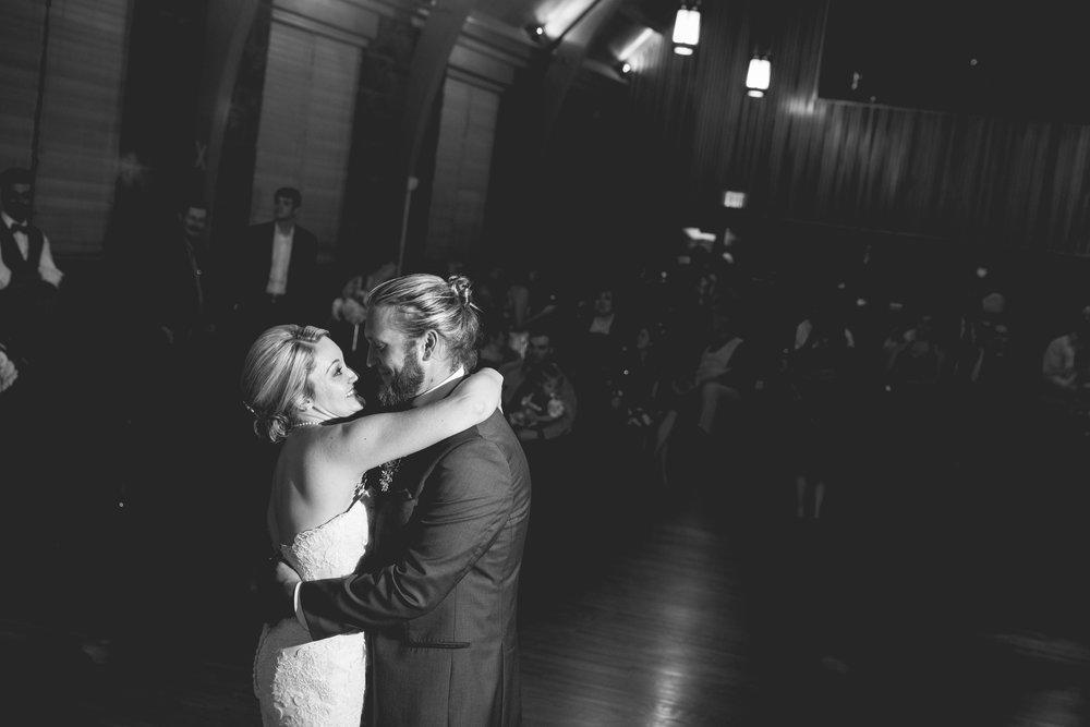 Wedding Reception Portland
