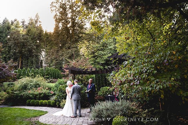 So much love and beautiful greenery on this amazing fall wedding! Still reeling from the day. ☺️🤗😍 . . . #portlandweddingphotographer #pnwwedding #pnwweddingphotographer #oregongreen #pnwcouple #gettinghitched #youdoido #wedo #pnwweddings #portlandbrideandgroom #oregonbride #oregonweddingvenue #goingtothechapel #junebugweddings #greenshoes
