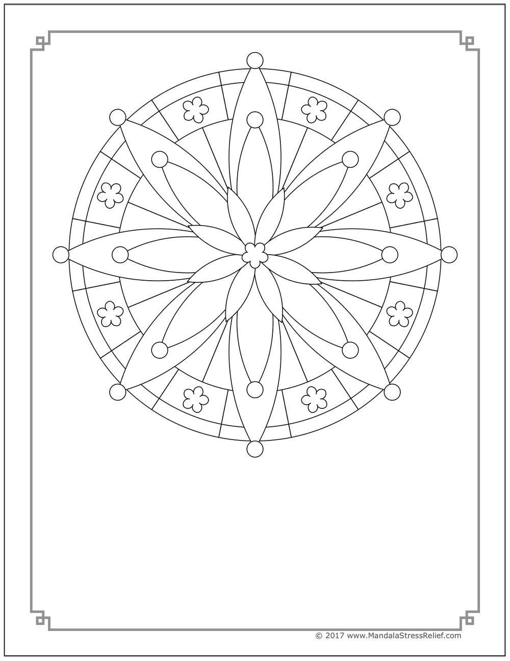 CREATE YOUR OWN MINI-POSTER:Download this page, colour in the mandala and add your own favourite quote at the bottom.
