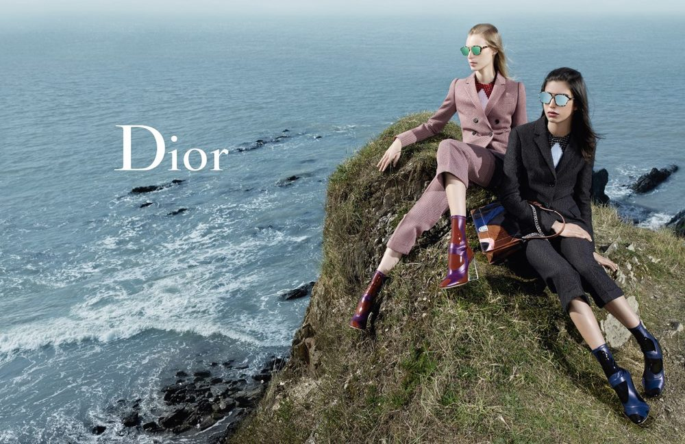 Dior: Fall/Winter 2015-16 campaign